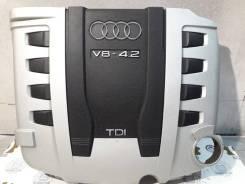 Крышка двигателя Audi Q7 2009 4L 4.2 TDI, передняя