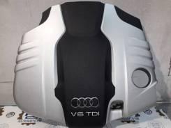 Крышка двигателя Audi Q7 2012 4L 3.0 TDI, передняя