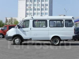ГАЗ 322173. Микроавтобус Газель Бизнес ГАЗ-322173 14 мест вездеход 4х4, 14 мест, В кредит, лизинг