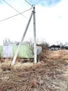Зем. уч-к 6 соток, с. Новоникольск, ул. Пионерская 84. 531кв.м., собственность, электричество. Фото участка
