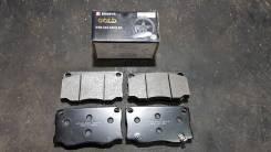 Колодки тормозные Hong Sung HP0028, перед ( Распродажа )