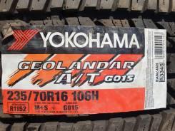 Yokohama Geolandar A/T G015, 235/70 R16