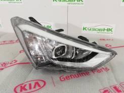 Фара правая Hyundai Santa Fe (DM) (2012-2016) Новая, оригинал