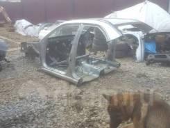 Половинка перед+лобовое Subaru Impreza GDB лупатка