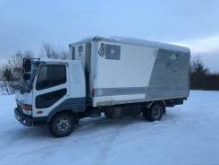 Mitsubishi Fuso Fighter. , 7 500 куб. см., 5 000 кг., 4x2