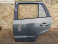 Дверь Задняя Левая Hyundai Santa FE II (CM) 2006 - 2012 (Джип)
