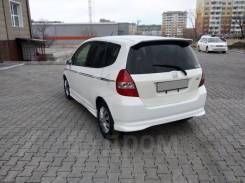 Бампер Honda Fit GD1, L13A