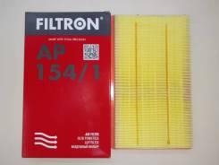 Фильтр воздушный Filtron=MANN, AP154/1 (A-243V). Замена Бесплатно! AP1541