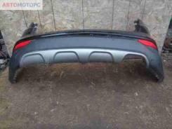 Бампер задний Hyundai Santa FE III (DM) 2012 - (Джип)