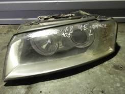 Audi A8 [4E] Фара передняя левая (Без блоков)