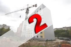 2-комнатная, улица Панфиловцев 30 стр. 1. Индустриальный, агентство, 59,0кв.м.