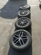 Срочно колёса 215/65 R16 почти новые износ 5%
