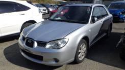 Бампер передний Subaru Impreza GG/GD лиса