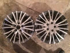"""Sakura Wheels. 6.5x16"""", 5x105.00, ET39"""
