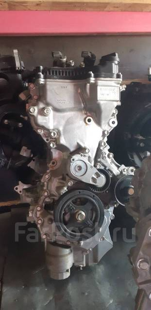 Двигатель Toyota Auris 1.3L 1NRFE
