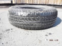 Bridgestone Dueler H/T 689. всесезонные, 2001 год, б/у, износ до 5%