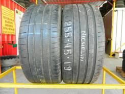 Michelin Pilot Super Sport. летние, б/у, износ 10%