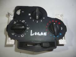 Блок управления отопителем для Renault Logan 2005-2014; Sandero 2009-20