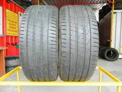 Pirelli P Zero. летние, б/у, износ 10%