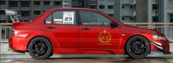 Расширитель крыла. Mitsubishi Lancer Cedia Mitsubishi Lancer Mitsubishi Lancer Evolution, CT9A, CT9W 4G63T. Под заказ