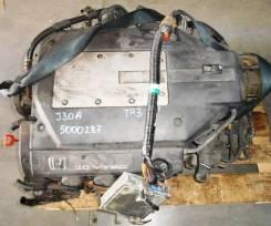 ДВС с КПП, Honda J30A - AT MFYA FF TA3 коса+комп