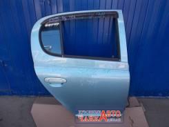 Дверь задняя правая в сборе Toyota Vitz SCP10