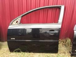 Дверь передняя левая Opel Vectra C черная