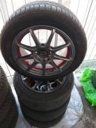 Комплект оригинальных дисков Yamato и резины 205/55 R 16 Nokian Tyres