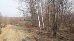 Продам участок в Тимофеевке в Надеждинском районе. 1 000кв.м., собственность, вода. Фото участка