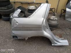 Крыло на Honda FIT Shuttle