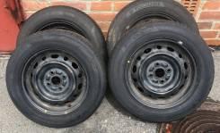Комплект колес на дисках. Yokohama BluEarth ECOS ES31 175/65R14 82S