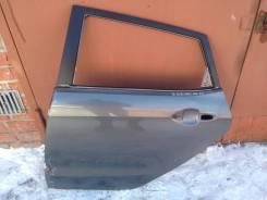 Дверь задняя левая голая Kia Rio хэтч 2011-17