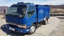 Mitsubishi Fuso Canter. Продается каналопромывочная машина MMC Canter, 4 250куб. см.