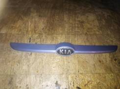 Облицовка решётки радиатора kia rio 1 dc 2000-2005
