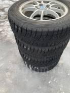 Bridgestone Blizzak Revo GZ. всесезонные, б/у, износ 10%