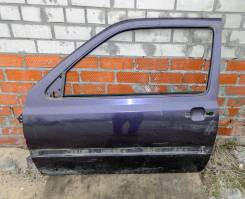 Дверь передняя левая VW Golf 3 КУПЭ