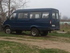 ГАЗ ГАЗель Пассажирская. Продаю пассажирскую газель, 13 мест, полный привод., 13 мест