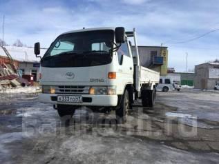 Toyota Dyna. Продам грузовик Toyota DYNA в отличном состоянии, 4 200куб. см., 2 500кг., 6x4