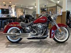 Harley-Davidson Softail Deluxe. 1 746куб. см., исправен, птс, без пробега