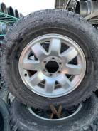 Комплект колес 215/85R18 LT Yokohama Geolandar