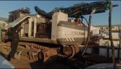 ABI Mobilram. Базовая машина Sennebogen SR35 для сваебойной установки