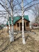 """Земельный участок сдт """"Таёжное"""" и дом из бруса. 1 800кв.м., собственность, электричество, вода"""