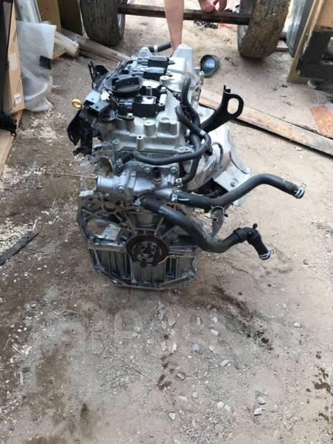 Двигатель h4m d438 Renault