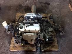 Двигатель Mitsubishi Lancer 4G15 MPI 2007г 24300 км