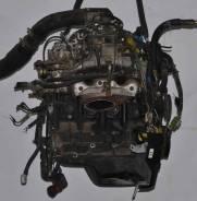 Двигатель Toyota 1S-I моновпрысковый Camry SV20 Vista SV20