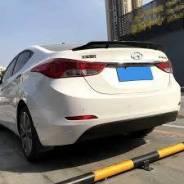 Бампер задний Hyundai Elantra 2011