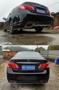 Бампер задний (Тюнинг) Lexus Es (Xv40) 2006 - 2012