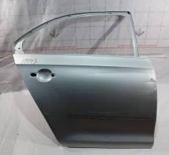 Дверь задняя правая Skoda Rapid 2012-2019 [5JA833052C] NH3