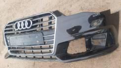 Бампер передний Ауди А6 Audi A6 2015 S-Line