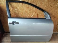 Передняя правая дверь контрактная ZZE122 Toyota Corolla 1ZZ-FE